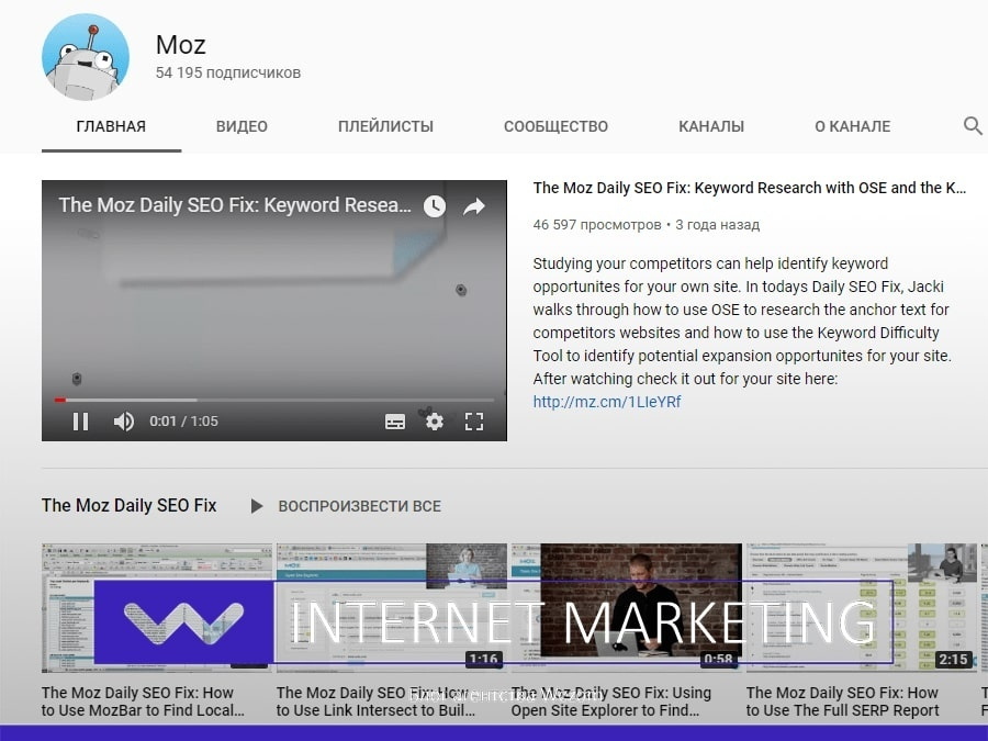 Сайты для оптимизации видео что дают поведенческие факторы
